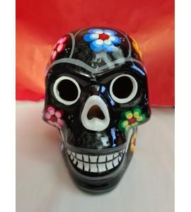 Crâne Mexicain Noir