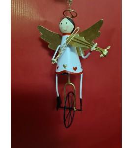 Ange sur un Monocycle