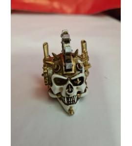 Crâne Steampunk Miniature Alchemy Gothic